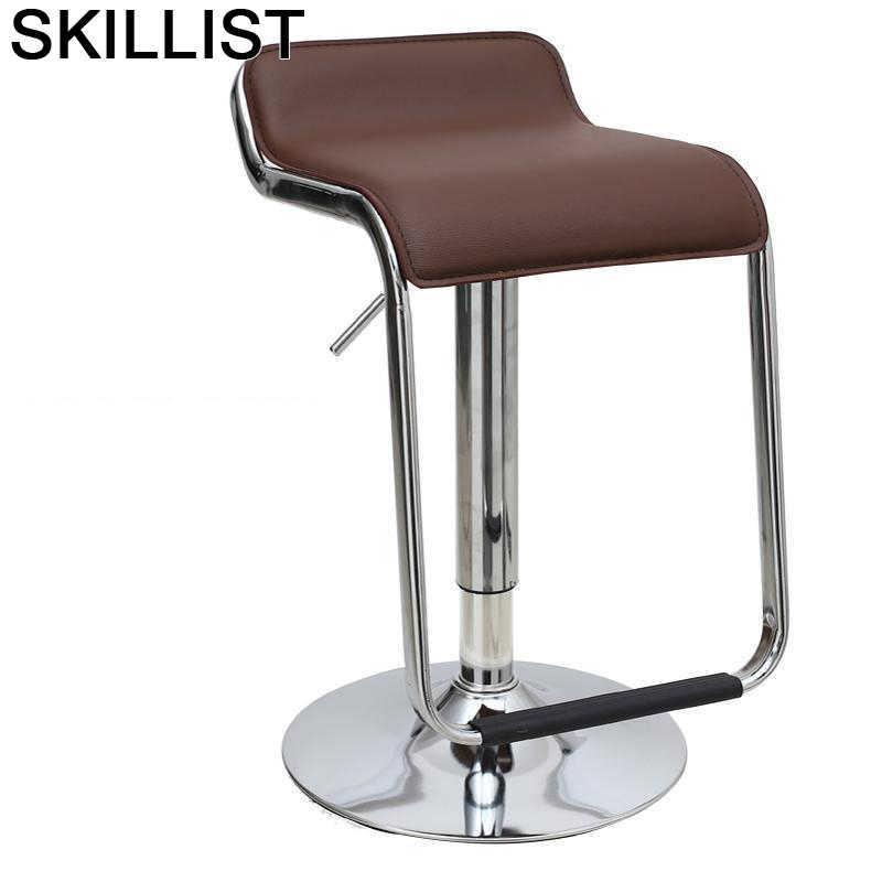 Стул Cadeira Sgabello Sedie Stoelen, Современный барный стул, барный стул