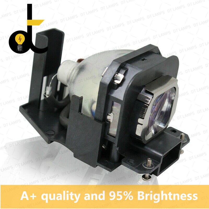 95% Brightness Projector Lamp bulb ET-LAX100 for PANASONIC PT-AX100 PT-AX100E PT-AX100U TH-AX100 PT-AX200 PT-AX200E PT-AX200U et laa110 high quality replacement bulb with housing for panasonic pt ar100u pt lz370e pt lz370 pt ah1000e pt ah1000