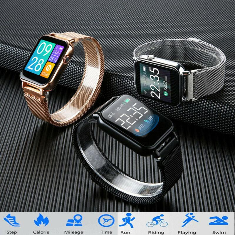 Y6 Pro Bluetooth Sports Smart Watch Bracelet Fitness Activity Tracker Jogger Calorie Counter