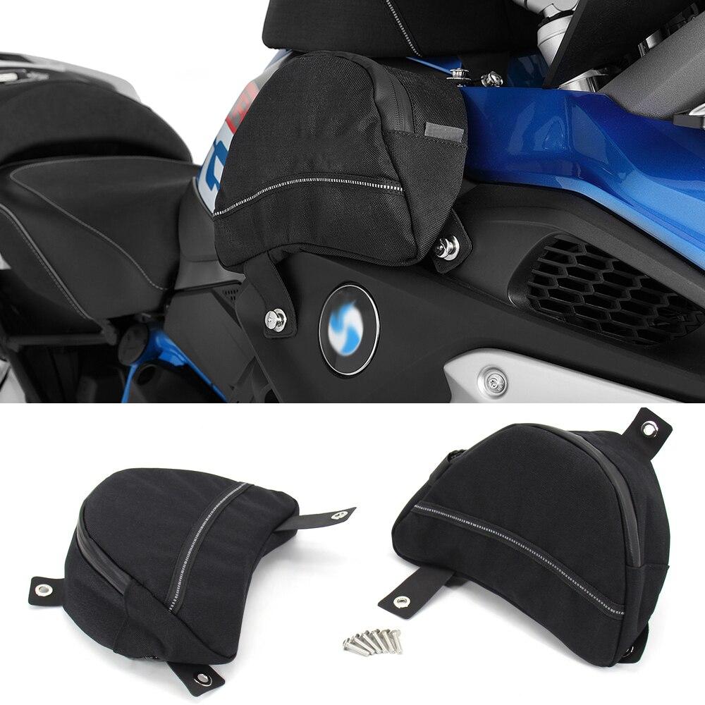 حقيبة تخزين داخلية للدراجات النارية, جديد 2017-2021 لسيارات BMW R 1200 GS LC R1200GS LC R1200 GS LC أكياس الخزان حقيبة داخلية أداة إصلاح حقيبة التنسيب