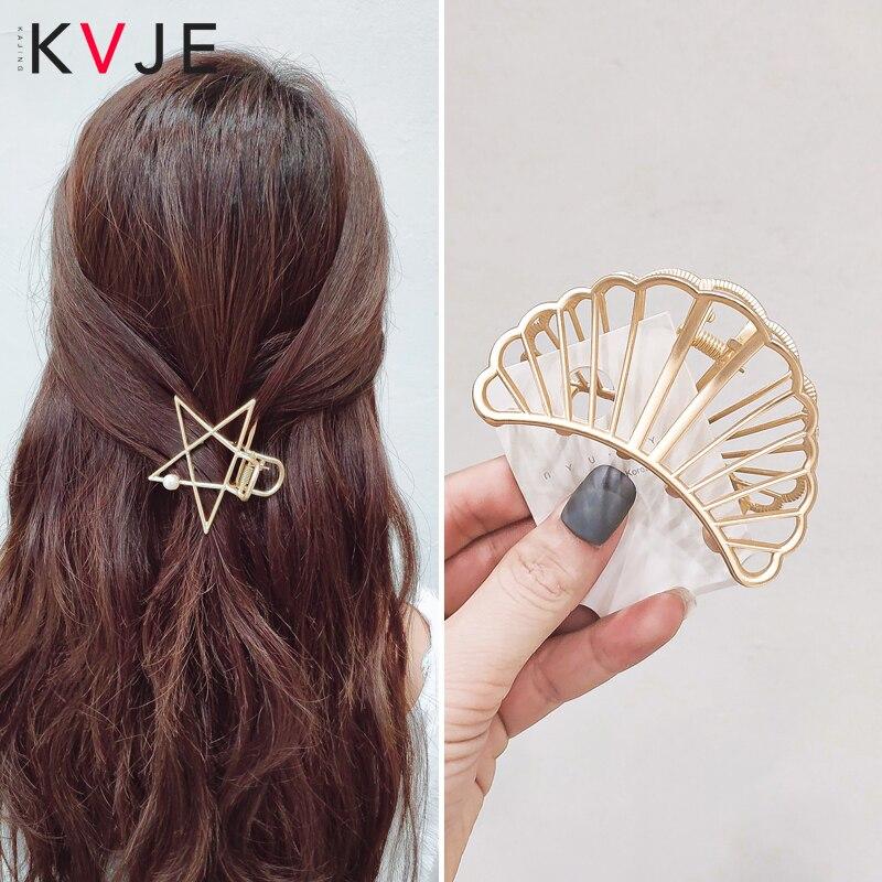 KVJE, accesorios para el cabello para niñas, gran oferta, precio bajo, promoción, Clip de perla para el cabello o accesorios para mujeres, garra para el cabello