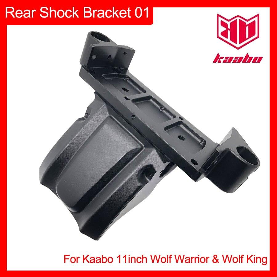 Peças de Reposição para Kaabo Choque Traseiro Suporte Oficial Lobo Guerreiro 11 Rei Scooter Elétrico Acessórios 01