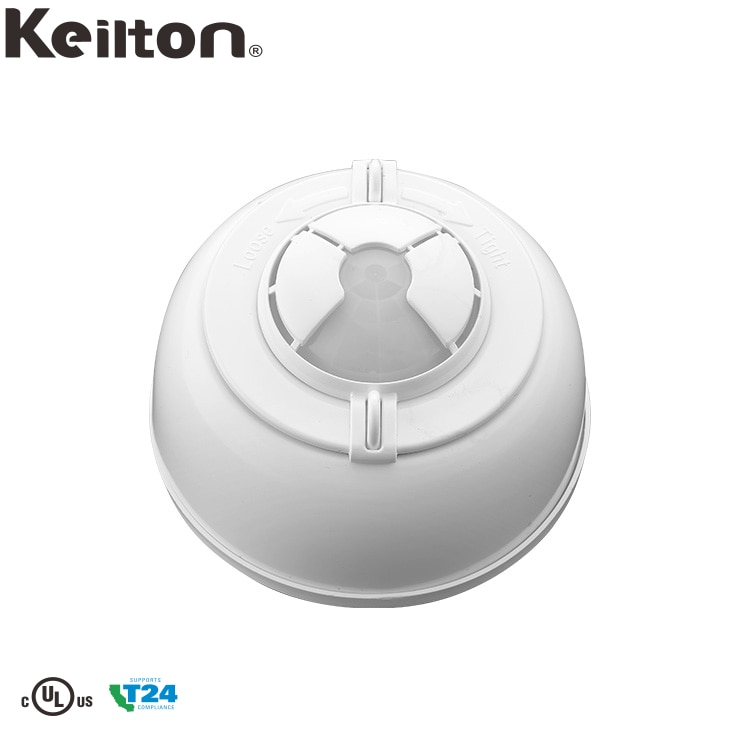 UL Listed Low Voltage Outdoor Blutooth PIR Occupancy Sensor 0-10V Bi-level