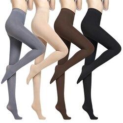 120D Meia-calça Primavera Outono Quente Calças das Mulheres Sexy Confortável Meia-calça Elástica Sem Costura Fêmea Magro Collant Mídias Femme