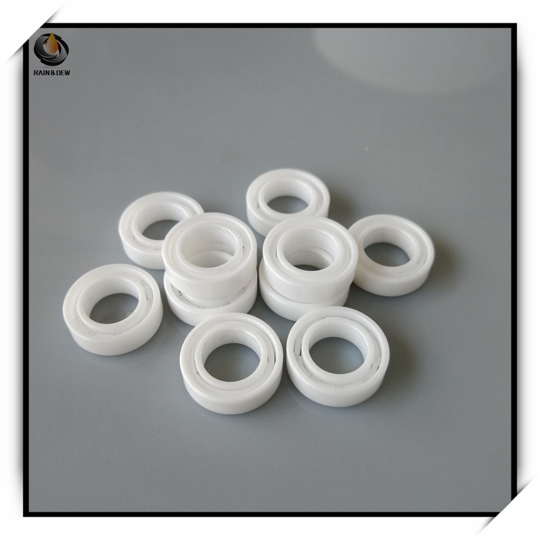 محمل سيراميك مقاوم للصدأ ، جودة عالية ، MR148 8X14X4 ، 2 قطعة ، MR148