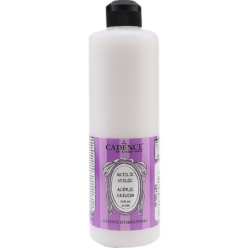 Cadence Water Based Gloss Varnish 500 ml