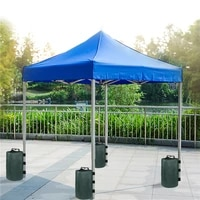 10l beach umbrella fixed water bag advertising tent cylindrical reinforced fixed bag weighted sandbag