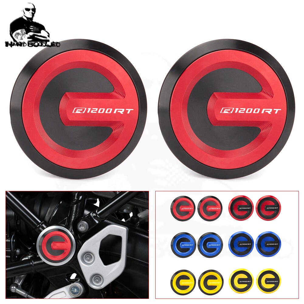 r1250 rt high quality motorcycle cnc aluminum frame hole cap cover for bmw r1250rt r1200rt lc 2014 2015 2016 2017 2018 2019 2020 Motorcycle Frame Hole Caps Cover Plug Set For BMW R 1200 RT LC 2014 2015 2016 2017 2018 2019 2020 2021 R1200 RT LC R1200RT LC