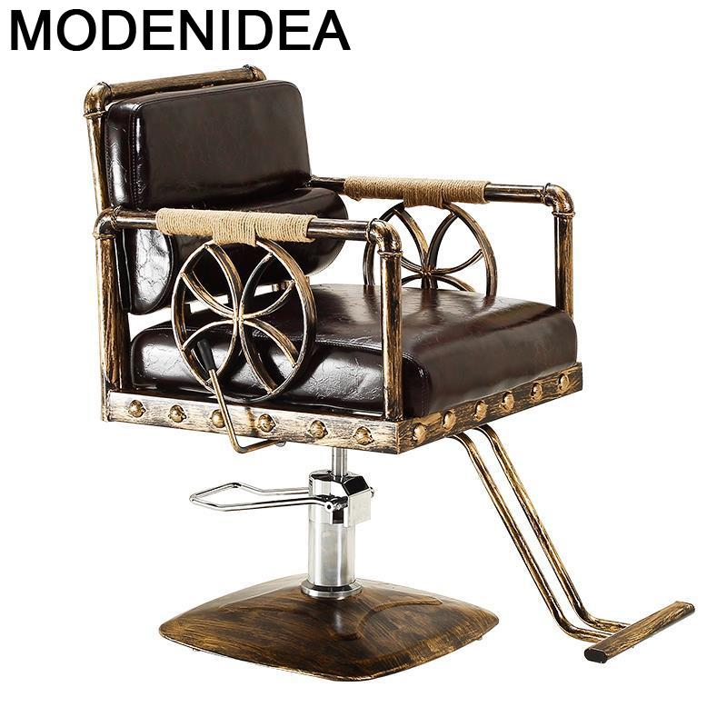 Мебель для Stoelen Fauteuil Mueble Sedie макияж Stoel волос, барберо Stuhl магазин Cadeira Barbearia салон парикмахерское кресло