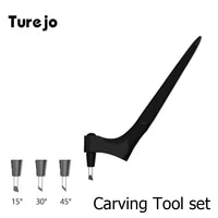 carving tool set wood cutting stationery tool art sculpture 360 degree blades rotating diyfor craft hobby scrapbooking stencil
