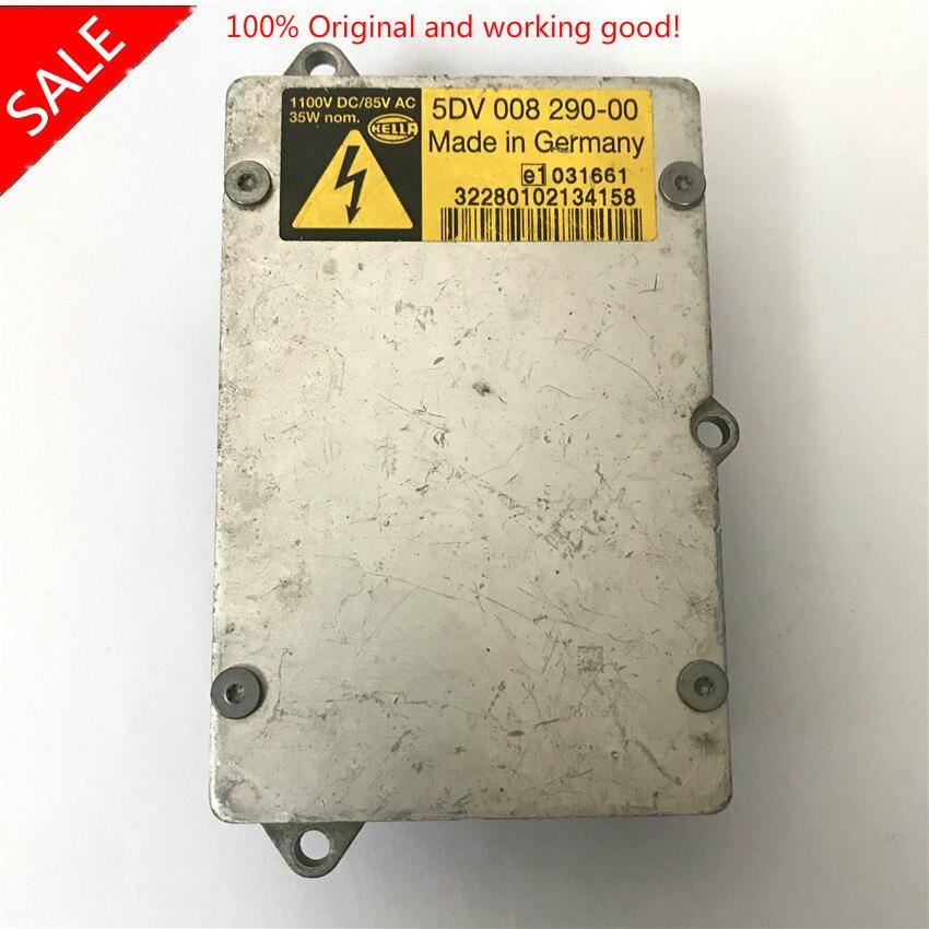 1X YCK Original 5DV 008 290-00 5DV00829000 5DV008290-00 A6 220 219 Xenon faros D2S D2R lastre coche accesorios de luz
