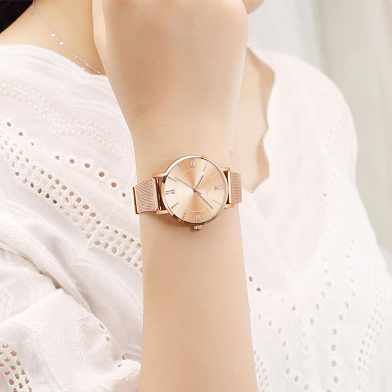 OLMECA Top Brand Women Watches Wrist Watch Luxury Watch Fashion Relogio Feminino 30m Water Resistant Drop-Shipping Sport Watches enlarge