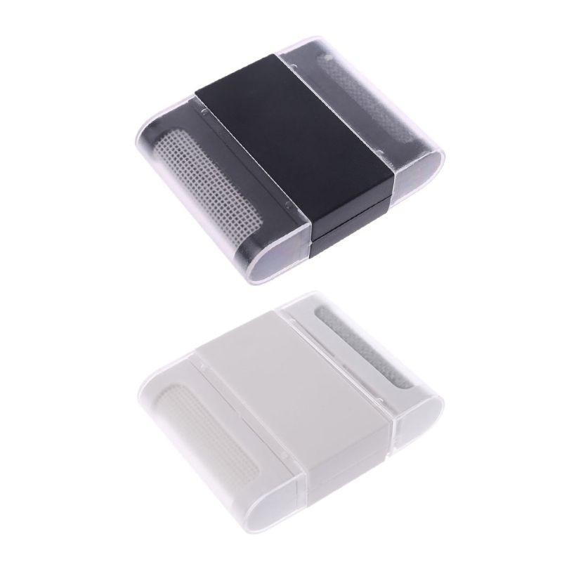 Mini portátil Fuzz paño píldora removedor de pelusas lana suéter camisa tela afeitadora recortadora hogar