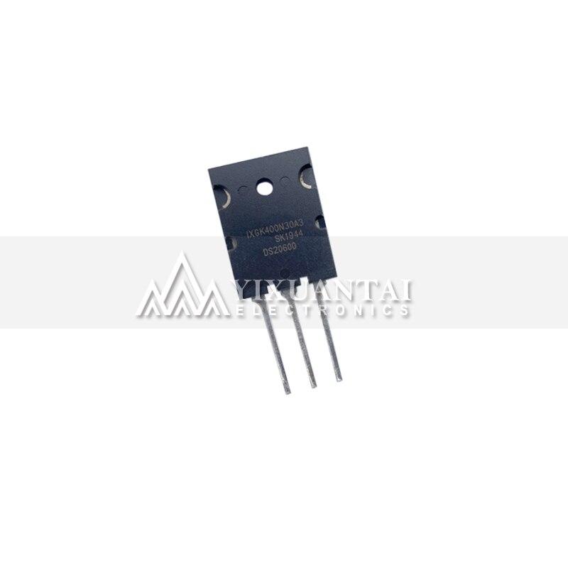 1 قطعة/الوحدة الأصلي IXGK400N30A3 400N30A3 TO-3PL