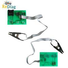 Eeprom Board Adapter 8 Soic Clip Voor Xprog V5.60/V5.70/V5.74/V5.84 Upa Groene Pcb Adapter Ondersteunt nieuwe XPROG-M V5.84