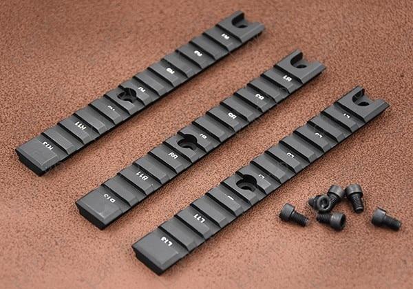 Picatinny Rail Handguard Mount Base Expansion Accessories Acn Aluminum M2431 G36 3 Pcs Scope Ring