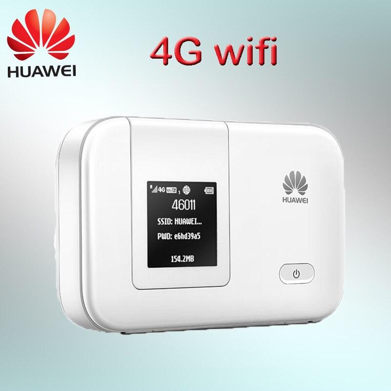 4g wifi routeur huawei E5372 e5372s-32 déverrouiller 4G 150Mbps LTE 4g poche wifi Hotspot huawei mifi routeur 4g wifi dongle avec sim
