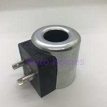 LONKING Bagger magnetventil spule HYDAC hydraulik pumpe magnetventil spule DC24V Innen Durchmesser 18mm Höhe 40mm