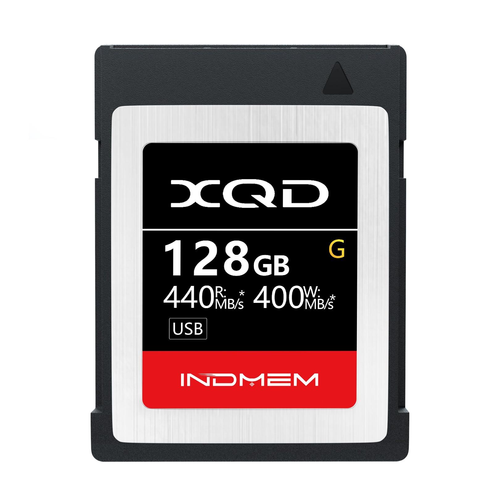 MLC XQD Memory Card 5X Tough XQD Flash Memory Card 64GB/128GB High Speed G Series enlarge
