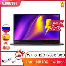 Alldocube GT Book 14 inch Windows 10 N5100 Quad Core WiFi6 12GB RAM 256GB SSD  IPS Notebook laptop c
