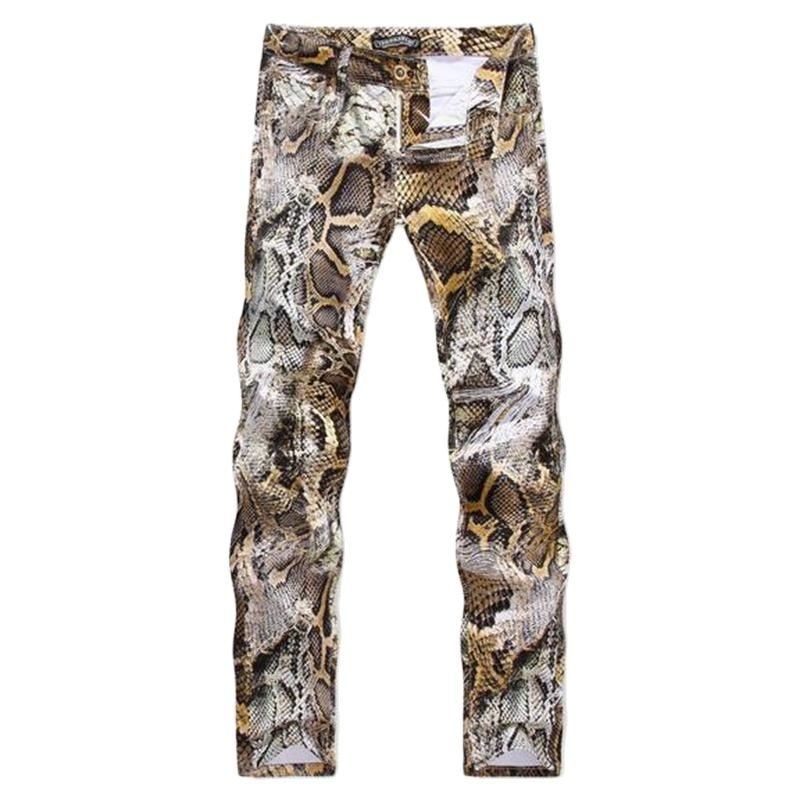 Модные мужские джинсы, узкие джинсы, Мужские джинсы в стиле кино-звезд, стильные мужские джинсы высокого качества #583