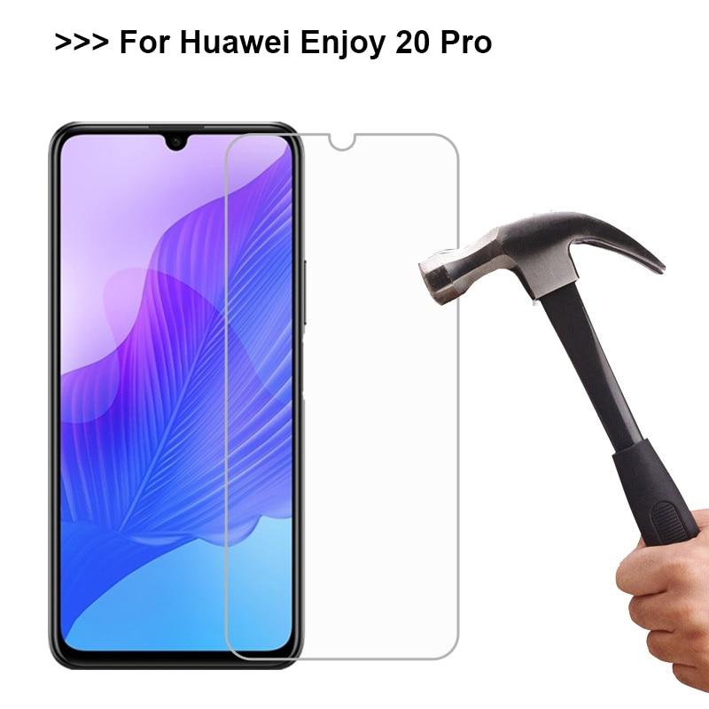 Protector de pantalla Premium para HUAWEI ENJOY 20 PRO, vidrio Templado 9H,...