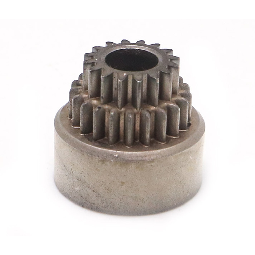 HSP 02023 Clutch Bell Double Gears for 1/10 HSP 94122/94166 Nitro Powered On-road RC Drift Car RC Car Parts S56 enlarge