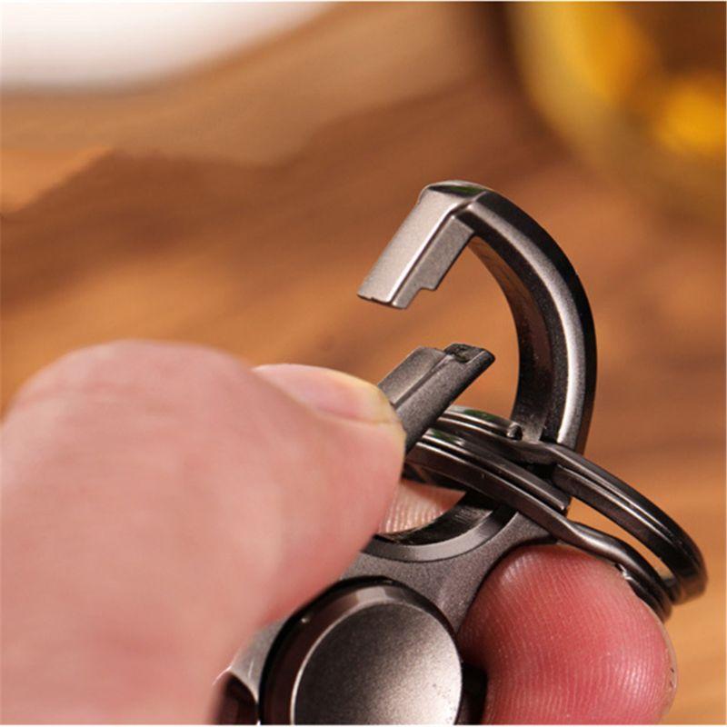 Fidget Spinner&Ketchain&Bottle Opener EDC For Kids Teens Adults Stress Relief enlarge