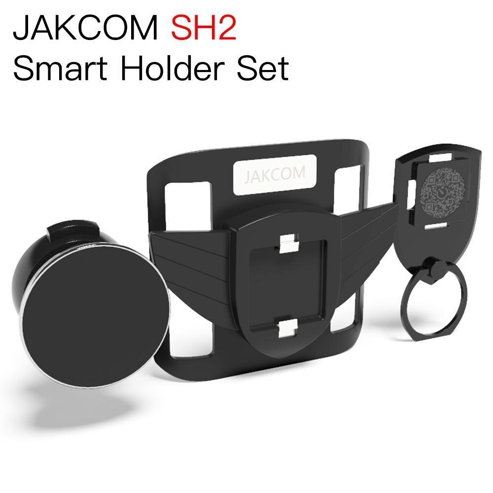 JAKCOM SH2, conjunto de soporte inteligente, mejor que viper mini, carcasa de teléfono móvil con soporte para correr, teléfono móvil bv8000 pro, logo brillante