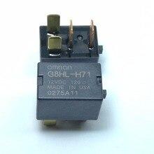 New 5pcs/lot G8HL-H71 12VDC  Solid State Relay 12V  DIP/4