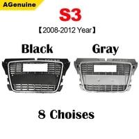a3 s3 abs front grills front honey mesh grille for car styleing mesh grills for a3 s3 8p
