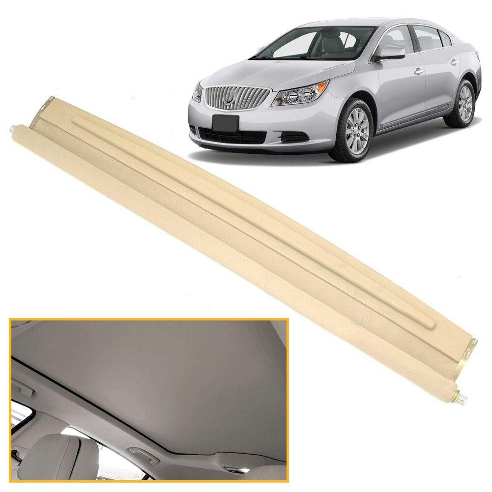 Beige techo de sol sombrilla sombra para Buick mm 2010, 2011, 2012, 2013, 2014, 2015, 2016 de LaCrosse coche Assesories de reemplazo
