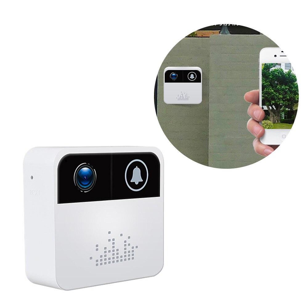 Звонок дверной беспроводной с поддержкой Wi-Fi, 720P, для квартир