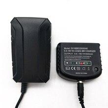 Haute qualité 9.6 V-18 V chargeur pour black and decker Black Decker Li-ion chargeur de batterie ni-cd Ni-MH A18 HPB18 A14 HPB14 A12 HPB12