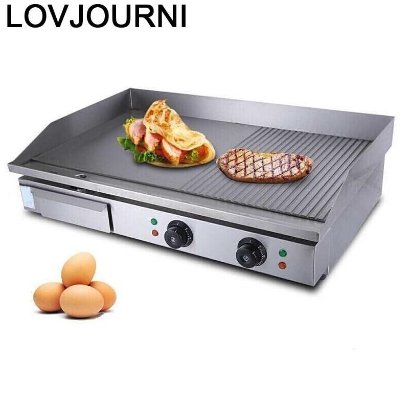 Barbacoa eléctrica portátil Griglia, Parrilla eléctrica portátil para cocina, Parrilla eléctrica para...
