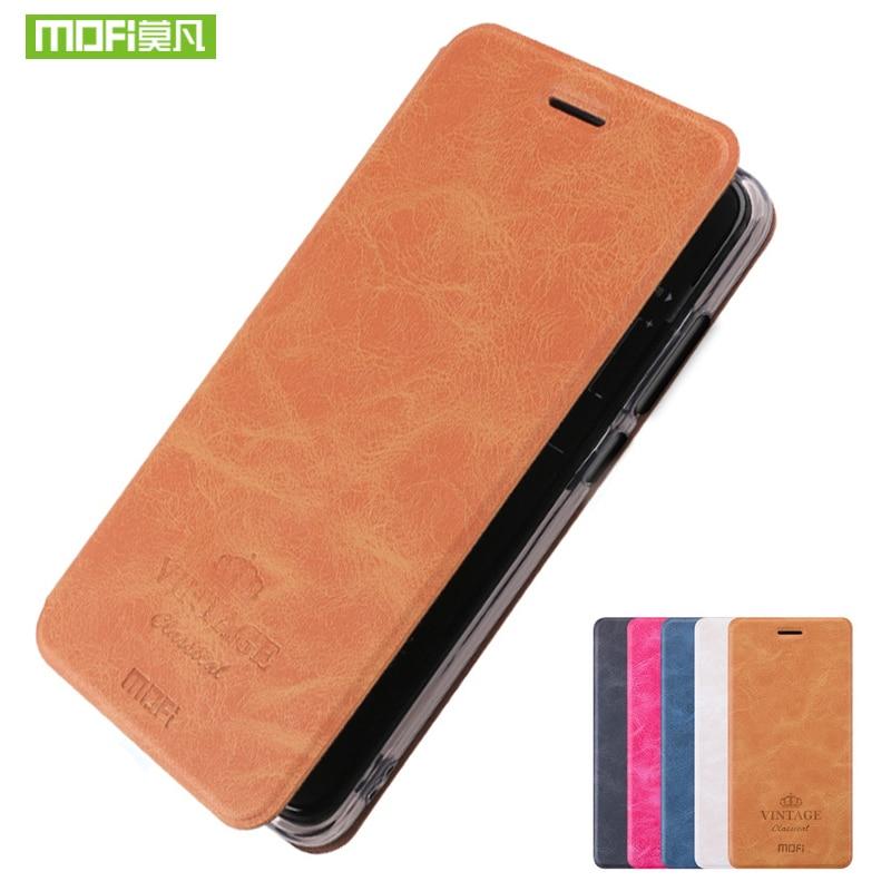 Чехол для телефона Xiaomi Redmi 8A, откидные чехлы из искусственной кожи, Оригинальный чехол Mofi для Xiaomi Redmi 8, чехол для телефона в виде книжки высок...