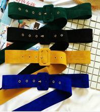 Manteau en velours R1747 femmes   Robe, Corsets, ceinture, ceinture, décoration large