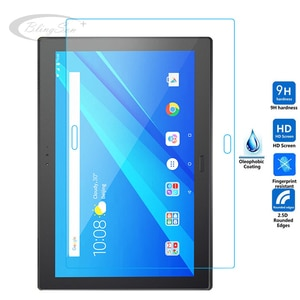 For Lenovo Tab 4 10 Plus Tempered Glass Screen Protector 9H Safety Protective Film on Tab4 Plus TB-X704F TB-X704L X704 Tablet