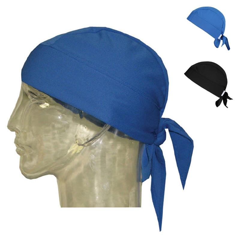Tempdown Quick Dry Cycling Cap Summer Men Running Hiking Fishing Bandana Head Scarf Hood Headband Skull Caps Stop Sweat Sk-6536