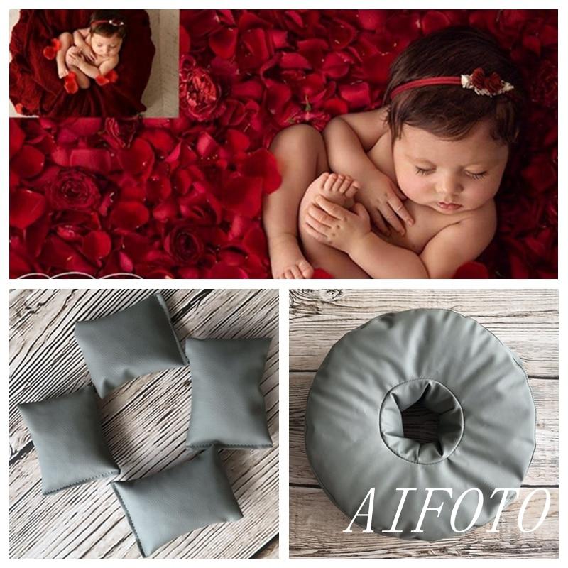 Posing Bean Bag Backdrop Stand Photo Shoot For Newborn Photography Props Accessories Baby Photoshoot Beanbag Fotografia Studio