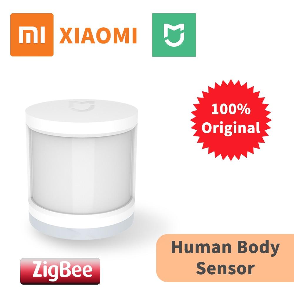 100% Original Xiaomi Mijia Human Body Sensor Magnetic Smart Home Super Practical Device Accessories Smart Intelligent Device