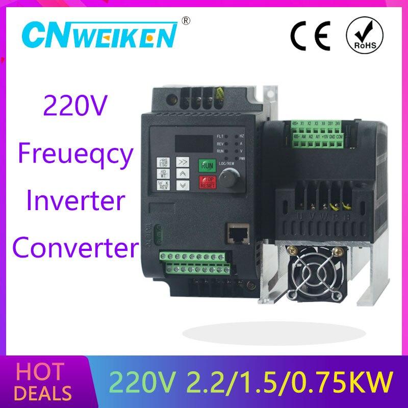 جهاز التحكم في سرعة محرك الدوران سي إن سي 220 فولت 1.5 كيلو واط, ألة تحكم في المتغير التردد للمحرك العاكس 1 أو 3 حصان من مجموعة العاكسات و المحولات