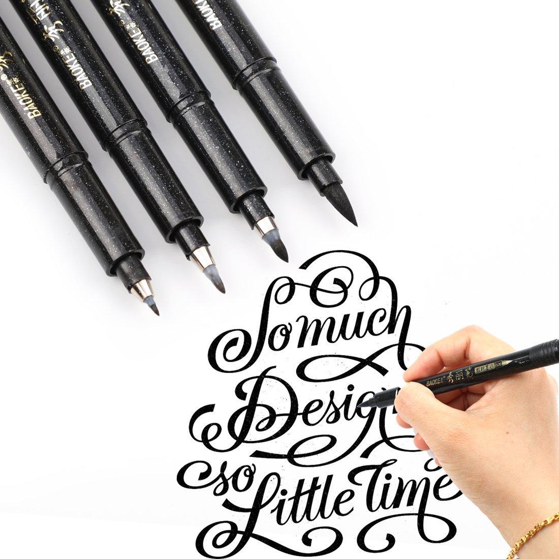 pincel-de-caligrafia-japonesa-china-suministros-de-arte-para-manualidades-herramientas-de-escritura-para-oficina-y-escuela-4-unids-lote