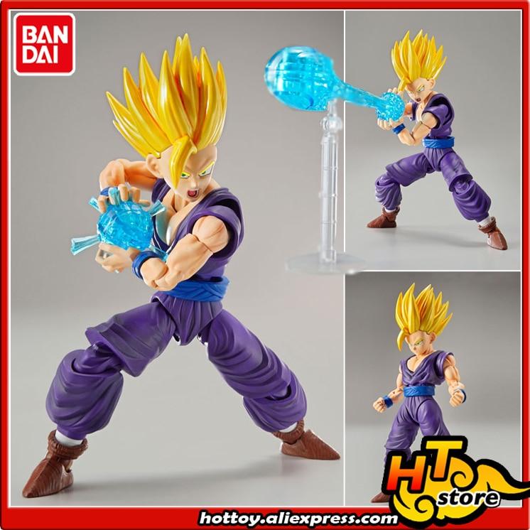 "100% Original BANDAI figura altura estándar de la Asamblea figura Super Saiyan 2 hijo Gohan modelo de plástico ""Dragon Ball Z"""