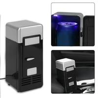 5v 10w mini car refrigerator usb multi function home travel vehicular fridge dual use box cooler warmer refrigerator for car