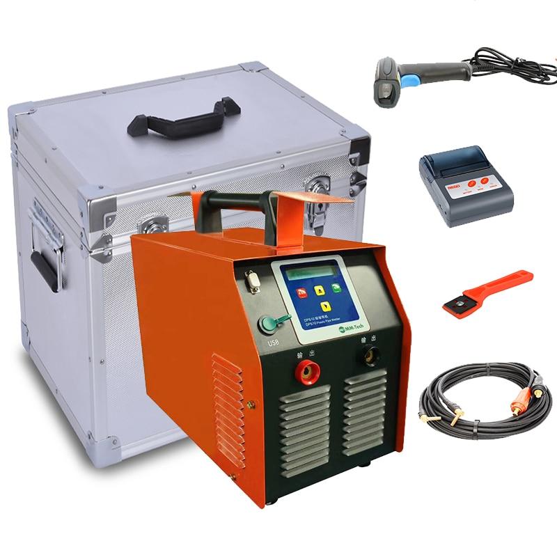 Unión por electrofusión de tubos de polietileno (PE) de 1200mm