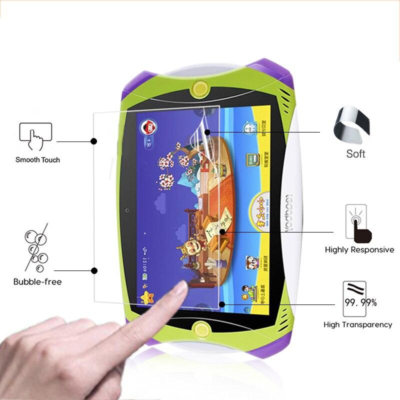 Película protectora de pantalla LCD para tableta ReadBoy Q5, brillo muy transparente,...