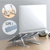 2021 laptop stand support bracket holder for macbook pro air tablet ipad stand support pc portable notebook computer accessories