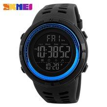 SKMEI SmartWatch Sport men Intelligent Electronic Waterproof Smart Watch Sport Alarm Analog Digital