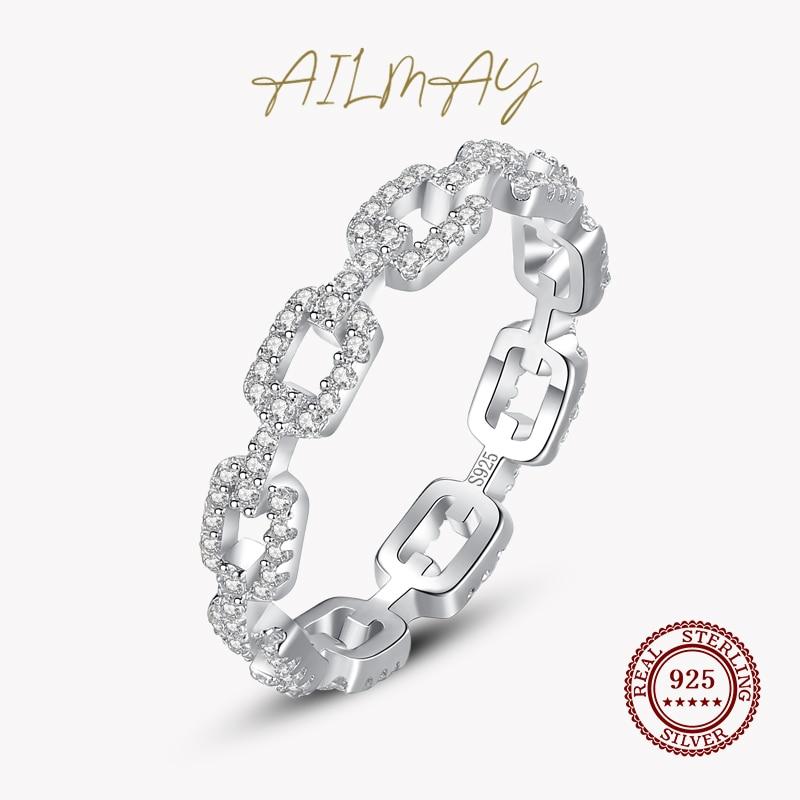 ailmay-cadena-hueca-подлинное-925-Стерлинговое-Серебро-штабелируемое-очаровательное-кольцо-на-палец-для-женщин-и-девушек-антиаллергенное-изящное-юв